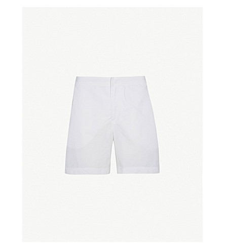 ORLEBAR BROWN Bulldog swim shorts (White+1