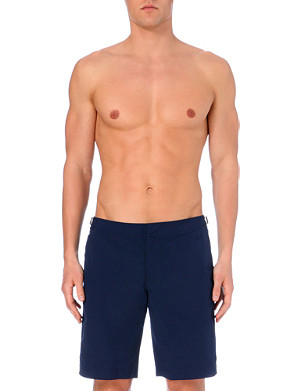 ORLEBAR BROWN Dane ii plain swim shorts