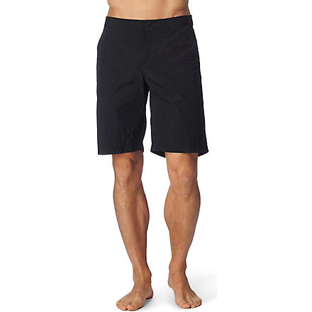ORLEBAR BROWN Dane long swim shorts (Black