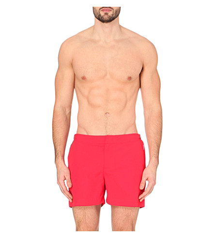 ORLEBAR BROWN Setter swim shorts (Red