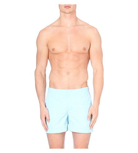 ORLEBAR BROWN Setter swim shorts (Sky