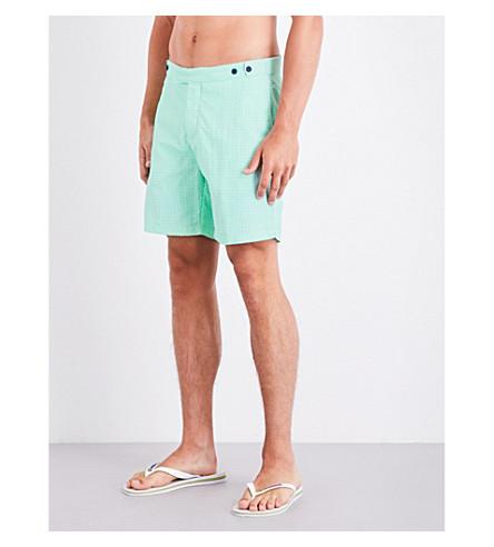 FRESCOBOL CARIOCA Floripa swim shorts (Green