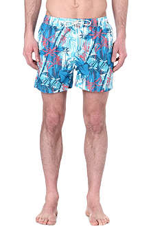 OILER & BOILER Tuckernuck Classic Caribbean Cool It swim shorts