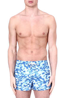 OILER & BOILER Shortie Amazon swim shorts