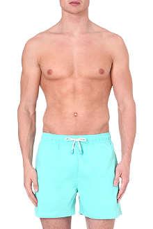 OILER & BOILER Tuckernuck Classic plain swim shorts