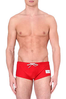 OILER & BOILER Massachusetts swim trunks