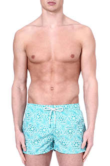 OILER & BOILER Shortie Mexico swim shorts
