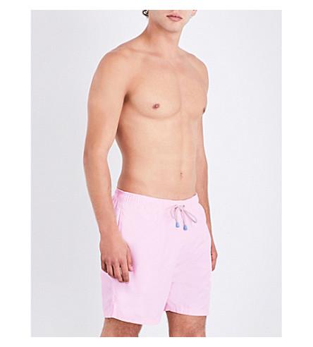 OILER & BOILER East Hampton swim shorts (Crystal+rose+os