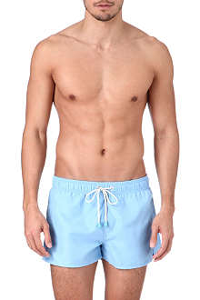 OILER & BOILER Tuckernuck Shortie swim shorts