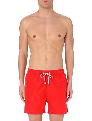 OILER & BOILER Tuckernuck classic plain swimming shorts