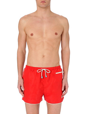 OILER & BOILER East Hampton plain swimming shorts