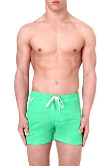 SUNDEK Fixed waist swim shorts