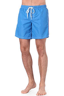 SUNDEK Elasticated-waist swim shorts