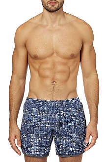 ROBINSON LES BAINS Cambridge suitcase swim shorts