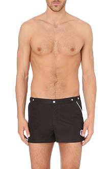 ROBINSON LES BAINS Oxford swim shorts