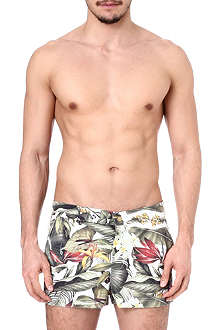 ROBINSON LES BAINS Jungle swim shorts