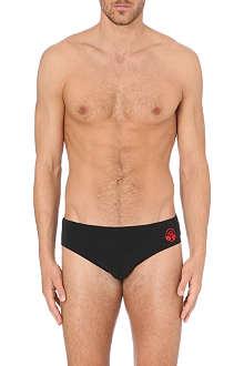 ROBINSON LES BAINS Yale swim trunks