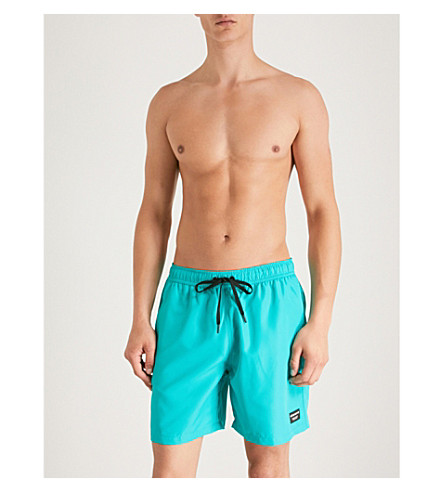 BJORN BORG Sebastian relaxed-fit swim shorts Turq Clearance 100% Original Free Shipping 100% Authentic Buy Cheap Really View Sale Online PX18h64ew