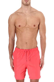 FRANKS Plain swim shorts