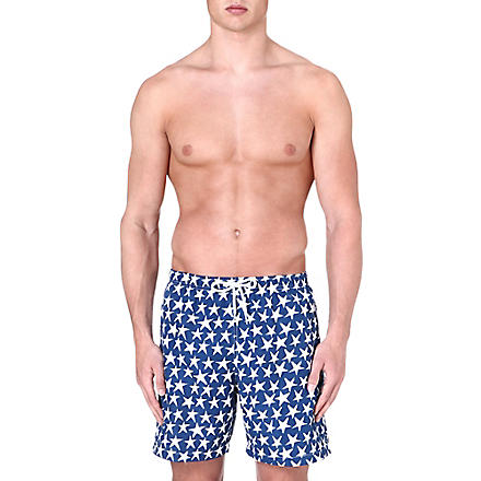 FRANKS Stars swim shorts (Navy