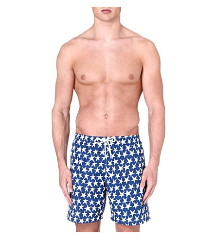 FRANKS Stars swim shorts (Navy
