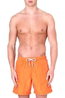 FRANKS Plain swim shorts