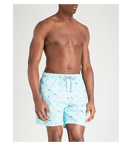 BOARDIES Sayulita swim shorts (Mint