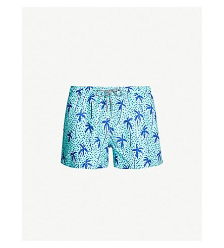 BOARDIES Flair Palm swim shorts (Green
