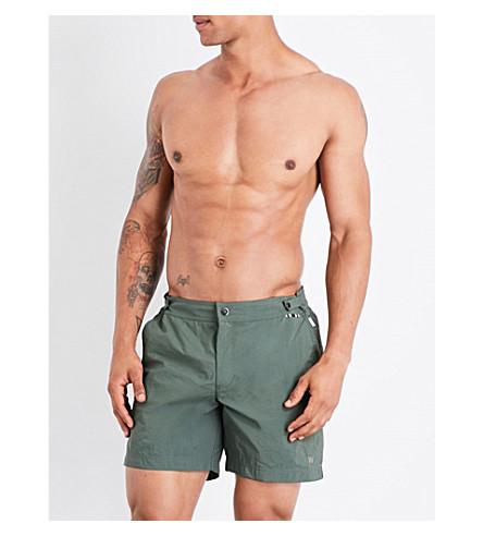 DAN WARD Ibiza swim shorts (Khaki