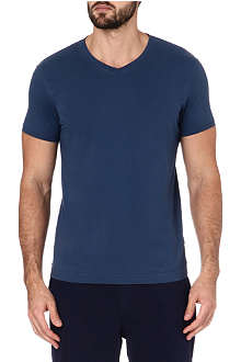 DAN WARD V-neck t-shirt