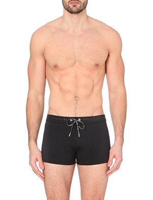 VERSACE Greco swim shorts