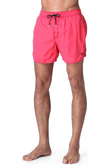 HUGO BOSS Lobster quick-dry swim shorts