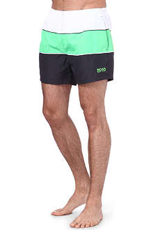 HUGO BOSS Pilot tri-panel swim shorts