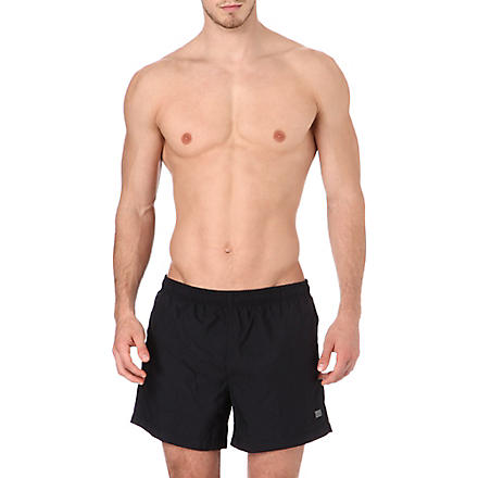 HUGO BOSS Thornfish swim shorts (Black