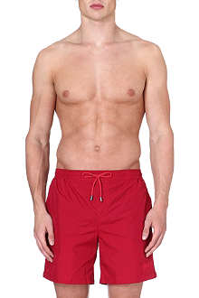 HUGO BOSS Barracuda logo swim shorts