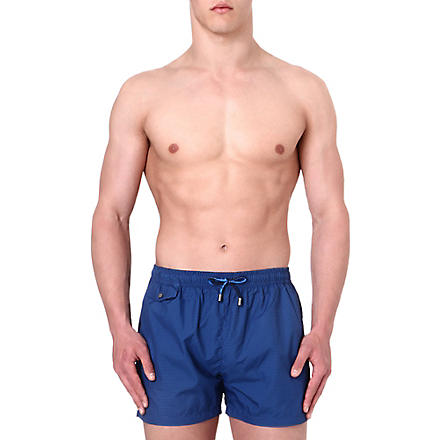 HUGO BOSS Catshark swim shorts (Blue