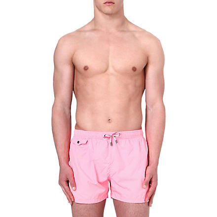 HUGO BOSS Catshark swim shorts (Pink
