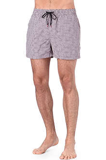 PAUL SMITH Scribble swim shorts