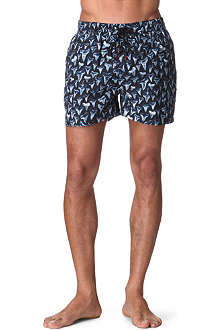PAUL SMITH Shark-print swim shorts