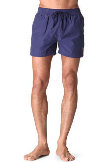 PAUL SMITH Zebra logo swim shorts