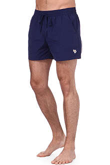 PAUL SMITH Classic zebra-appliqué swim shorts