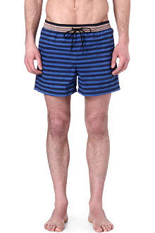 PAUL SMITH Classic stripe swim shorts