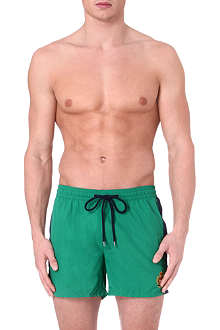 RALPH LAUREN Side stripe swim shorts