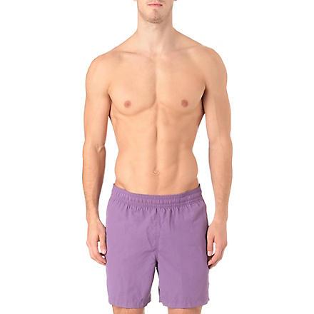 RALPH LAUREN Hawaiian swim shorts (Purple