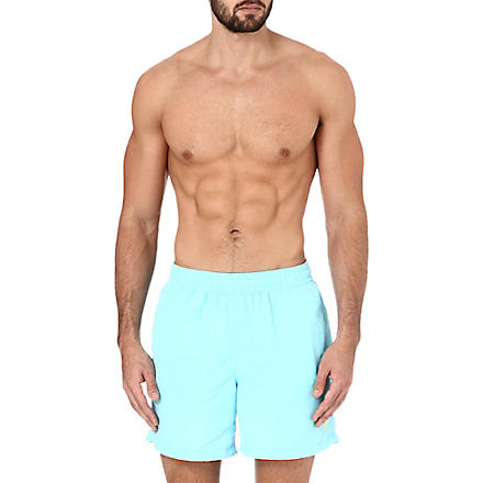 RALPH LAUREN Hawaiian swim shorts (Turq