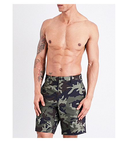 POLO RALPH LAUREN Heritage camouflage swim shorts (Heritage+camo