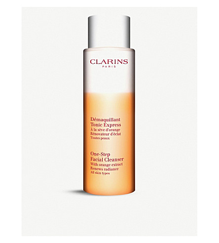 CLARINS One–step facial cleanser 200ml