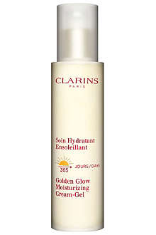 CLARINS Radiance–Plus self tanning cream–gel
