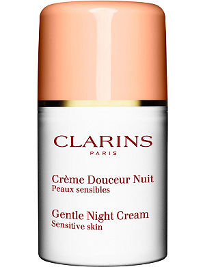 CLARINS Gentle night cream 50ml