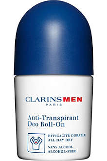 CLARINS Antiperspirant Deo roll–on